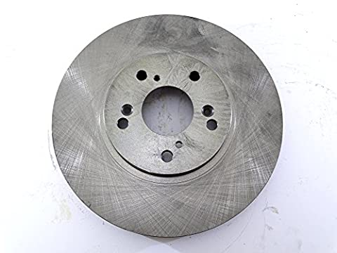 Brake Disc Rotor Front 31275 AS TEC For ACURA CL MDX TL TSX HONDA ACCORD ODYSSEY