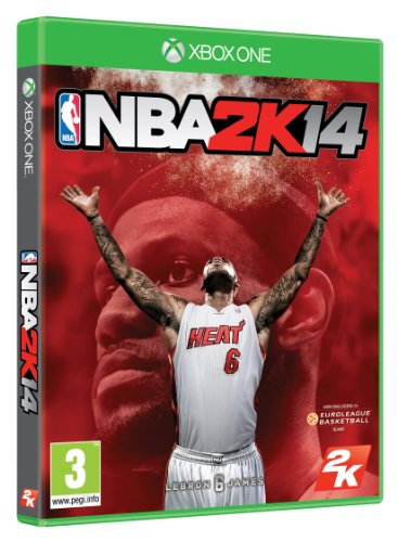 Take-Two Interactive - NBA 2K14 Video-games Nba 2k14
