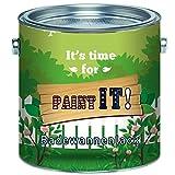 Paint IT! Badewannenbeschichtung 2K Badewannenlack Reinweiß Grau Schwarz Beige Grundierung + Decklack (2,5 kg, Beige)