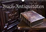 Buch-Antiquitäten (Wandkalender 2019 DIN A4 quer): Bücher aus drei Jahrhunderten (Monatskalender, 14 Seiten ) (CALVENDO Kunst)