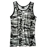 Mil-Tec Tank Top Cotton urban Gr.M