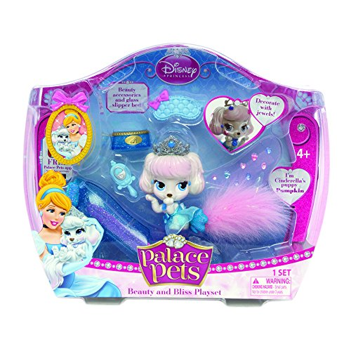 Giochi Preziosi 70763761 - Disney Palace Pets Beauty & Bliss Playset Ballerine