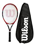 Wilson Federer Team 105 Tennis Racket + BLX Cover RRP £170