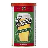 Coopers Australian Lager 40 Pint 1.7kg Home Brew Beer Kit