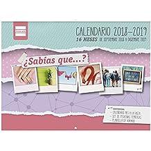 Calendario Academico Us.Amazon Es Calendario Escolar Pared Envio Internacional Elegible
