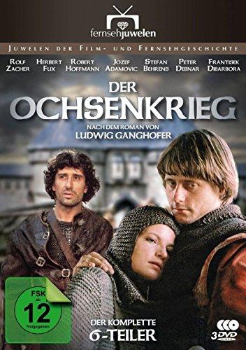 Der komplette 6-Teiler nach Ludwig Ganghofer (3 DVDs)