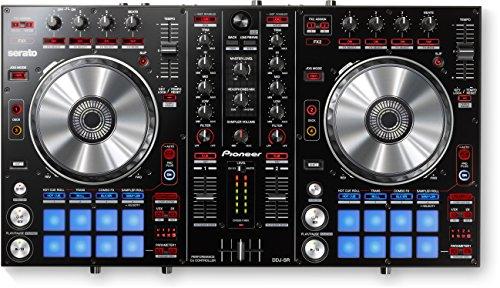 Pioneer DDJ-SR portable 2-channel controller for Serato DJ