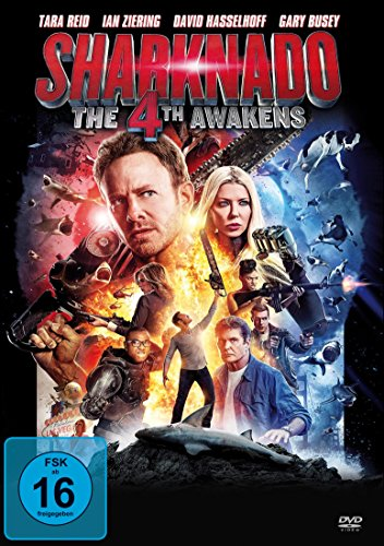 Sharknado 4: The 4th Awakens (uncut)