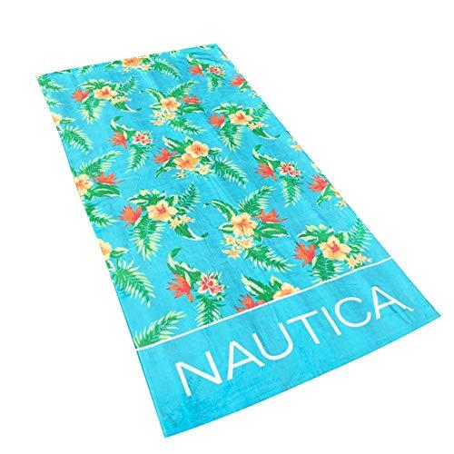 Gestreiften Strand Handtuch (Strand Mikrofaser Handtuch Badetuch Große baumwolle strandtücher gestreiften hummer druck weichen handtuch schwimmen für surf reise schwimmen kinder männer frauen Zum Sonnenbaden am Strand Pool Pickni)