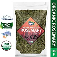 FYN Organic Rosemary (100g) - from The Himalayan Foothills