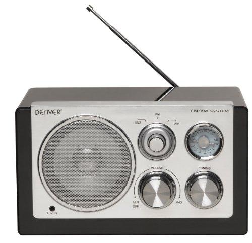 esign AM/FM Radio schwarz ()