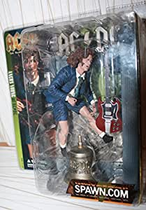 Acdc : figurine 6inch, angus young