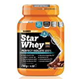 Named Sport protein Star whey isolate 750g chocolate