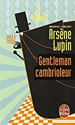Arsene Lupin Gentleman Cambrioleur (Ldp Policiers)
