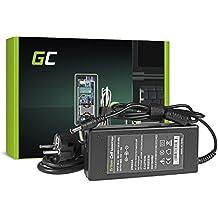Green Cell® Cargador para Ordenador Portátil Toshiba Tecra R10-11Y / Adaptador de Corriente