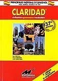 Claridad : Grammaire, civilisation, vocabulaire