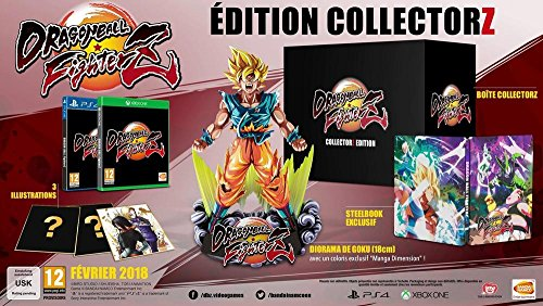 Dragonball Fighter Z - Edition Collector Z - PS4