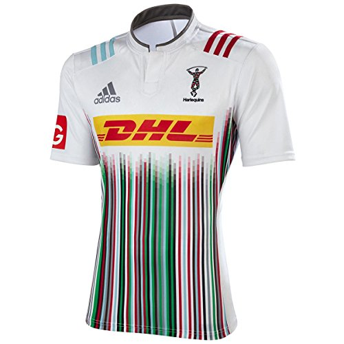 Harlequins 2015 16 Alternate S S Replica Rugby Shirt - size XS 244035b772
