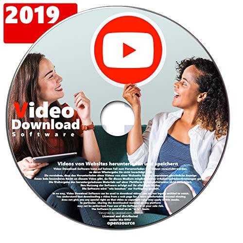 Video Download Software Videos von Websites herunterladen und Speichern oder Musik abspeichern YouTube, MyVideo, DailyMotion, Vimeo und MySpass NEUWARE -