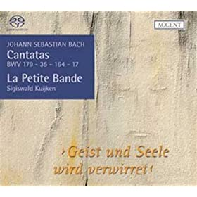 Bach: Cantates (Int�grale, volume 5)