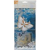 Ecstasy Crafts-Open Joy Crafts-Fustella, motivo: farfalle