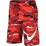Nike Herren Sportswear Camo QS Shorts, Team Red/(White), XL