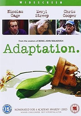 Adaptation [DVD] by Nicolas Cage