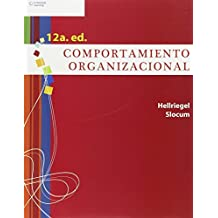 Comportamiento organizacional/ Organizational Behavior (Spanish Edition) by Don Hellriegel (2009-01-20)
