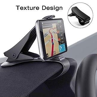 Modohe-Handyhalterung-Auto-Kfz-Armaturenbrett-Universal-rutschfest-Handyhalter-fr-iPhone-XR-XS-Max-X-8-7-6s-Plus-Samsung-S10-S9-S8-Note-Huawei-P20-und-alle-35-65-Zoll-Smartphones-Schwarz