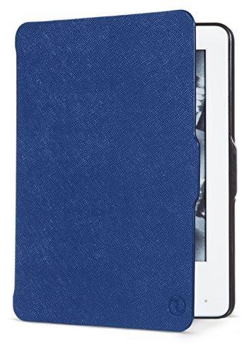 NuPro Schlanke Schutzhülle für Kindle (7. Generation - 2014 Modell), Blau