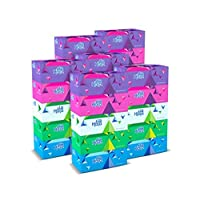 Hala Facial Tissues, 200 Sheets - Pack of 30 Boxes