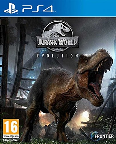 Jurassic World Evolution (precio: 54,90€)