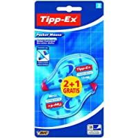 Tipp-Ex - Cinta correctora (3 unidades)