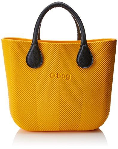 O bag b002_347, borsa a mano donna, multicolore (cedro), 11x31x40 cm (w x h x l)