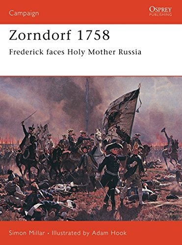 Zorndorf 1758: Frederick faces Holy Mother Russia (Campaign)