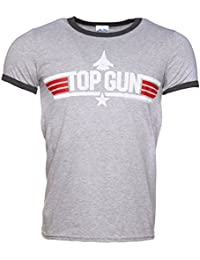 Mens Top Gun Maverick Ringer T Shirt