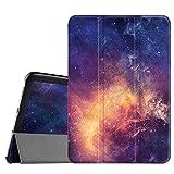 Fintie Hülle für Samsung Galaxy Tab S2 8.0 T710 / T715 / T719 (8 Zoll) Tablet-PC - Ultra Schlank Superleicht Ständer SlimShell Cover Schutzhülle mit Auto Schlaf/Wach Funktion, Die Galaxie