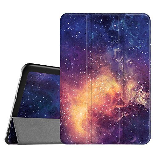 Fintie Samsung Galaxy Tab S2 8.0 Custodia - Ultra Sottile Di Peso Leggero Tri-Fold Smart Case Cover Sleeve Con Funzione Sleep/Wake per Samsung Galaxy Tab S2 8.0' (8 pollici) Tablet, Galaxy