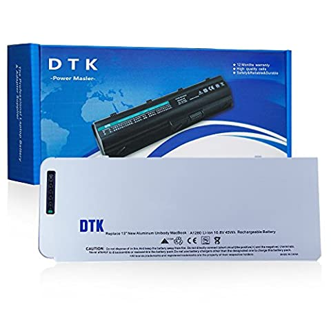 Apple Macbook 13 - Dtk® Batterie Haute Performance pour Ordinateur Portable