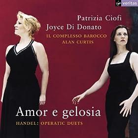 Admeto, ACT 3, Scene 8: Duet & recitative: Alma mia, dolce ristoro