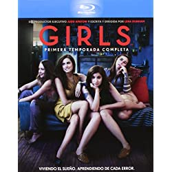 Girls - Temporada 1 Completa [Blu-ray]