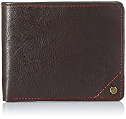 Hidesign Brown Mens Wallet (1003 001-Regular-Brown)