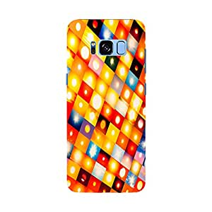 GADGETS WRAP Printed Back cover for Samsung Galaxy S8 - contemporary-art-5-cool