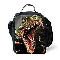 CAIWEI 3D Animal Dinosaur Insulated Lunch Box Cooler Bag ... (animal 6)