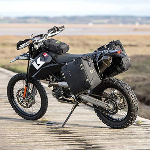 Kriega OS 32 L Satteltasche Motorrad Wasserdicht Bike Touring Tasche Multifunktion Schwarz KOS32