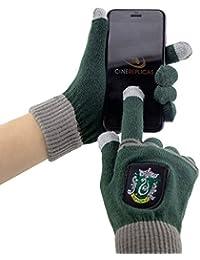 Cinereplicas Harry Potter Touchscreen Handschuhe Gryffindor, Slytherin, Ravenclaw