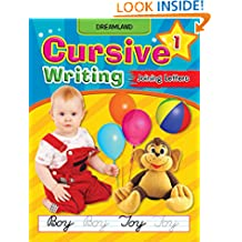 Cursive Writing Book (Joining Letters) - Part 1