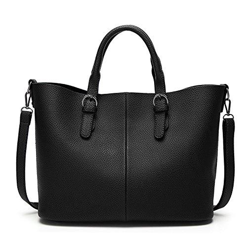 Meoaeo Nuova Moda Borsetta Crossbody Bag Grigio Chiaro black