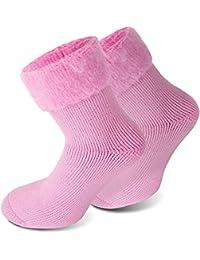 3 Paar Super Warme Thermo Polar Husky Socken! Vollplüsch / Perfekt geeignet für Stiefel