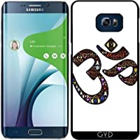 Custodia per Samsung Galaxy S6 Edge Plus - Namaste Indù Indiano by WonderfulDreamPicture - Saluto Edge Design
